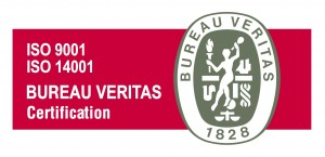 Registro Acreditaciones Calidad Bureau Veritas Herima Gestión Medioambiental